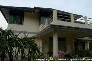 Kuching Fairview front door