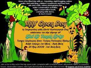 MNS open day 230509