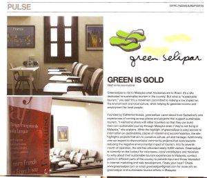 Greenselipar KLUE Malaysia, June 09