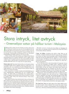 Greenselipar in SWEA Singapore june 2009 - page 1